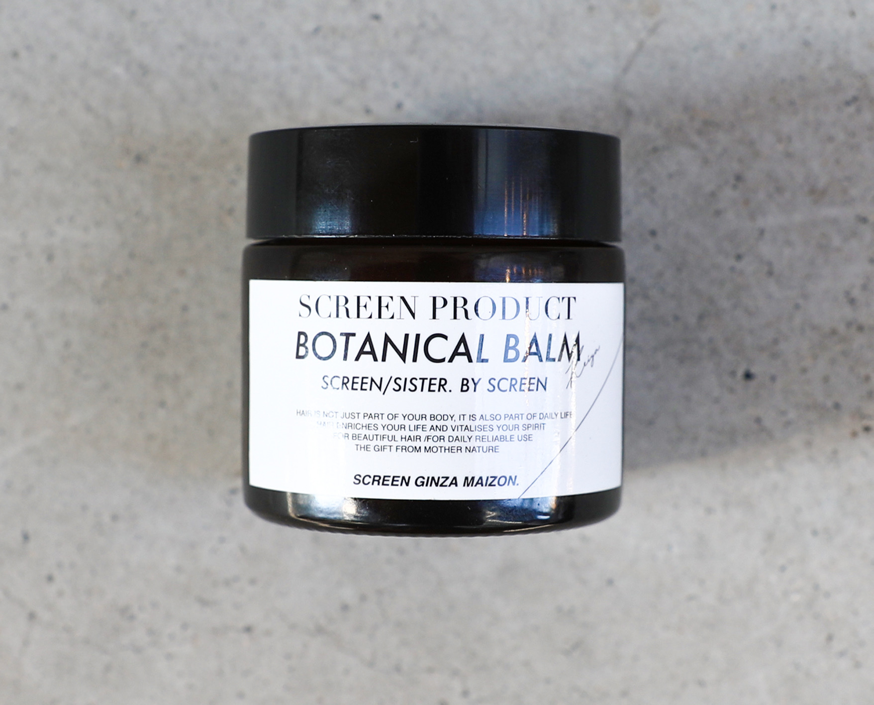 MAISON SCREEN botanical balm
